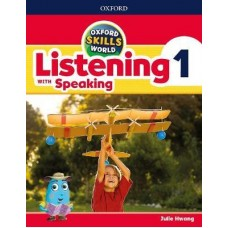 Oxford Skills World Listening with Speaking Student Book  Level 1