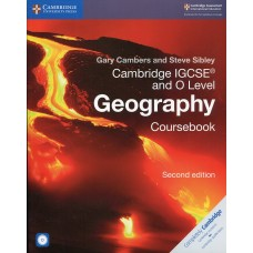 Cambridge IGCSE Geography Coursebook with CD-ROM, 2nd Edition