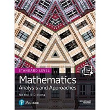 Pearson Baccalaureate Mathematics Analysis and Approaches Standard Level  (Text and eBook)