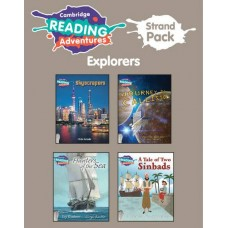 Cambridge Reading Adventures Explorers Strand Pack, 6 titles per pack