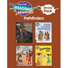 Cambridge Reading Adventures Pathfinders Strand Pack, 6 titles per pack