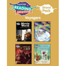 Cambridge Reading Adventures Voyagers Strand Pack, 6 titles per pack