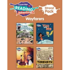Cambridge Reading Adventures Wayfarers Strand Pack, 6 titles per pack