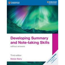 Developing Summary and Note-taking Skills without Answers  (Specifically for English as a Second Language students)