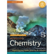 Pearson Baccalaureate Chemistry Higher Level (Book + eText Bundle), 2nd Edition