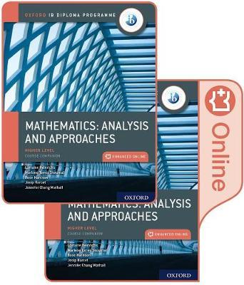 IB Mathematics Higher Level, Analysis and Approaches  (Print and Enhanced Online)